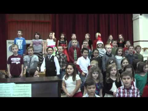 RPES Christmas Program  12-16-15