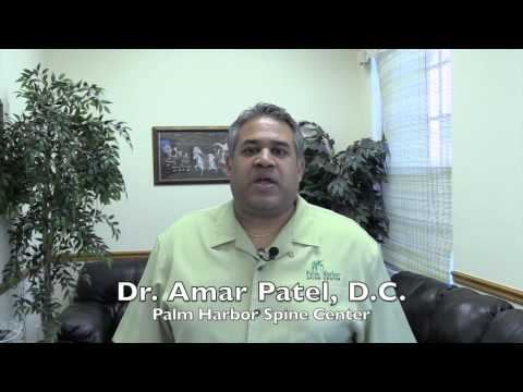 Car Accident Pain Chiropractor, Neck Pain, Back Pain Palm Harbor FL.
