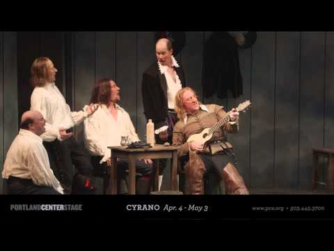 CYRANO: In Performance at Portland Center Stage