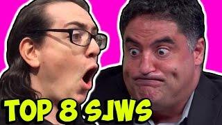 Top 8 SJW Fails of 2016