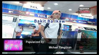 Bakit ba Ikaw - Michael Pangilinan (c) Jayvee Almazan
