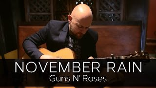 Baixar NOVEMBER RAIN (Guns n' Roses) - Acoustic Guitar Solo Cover