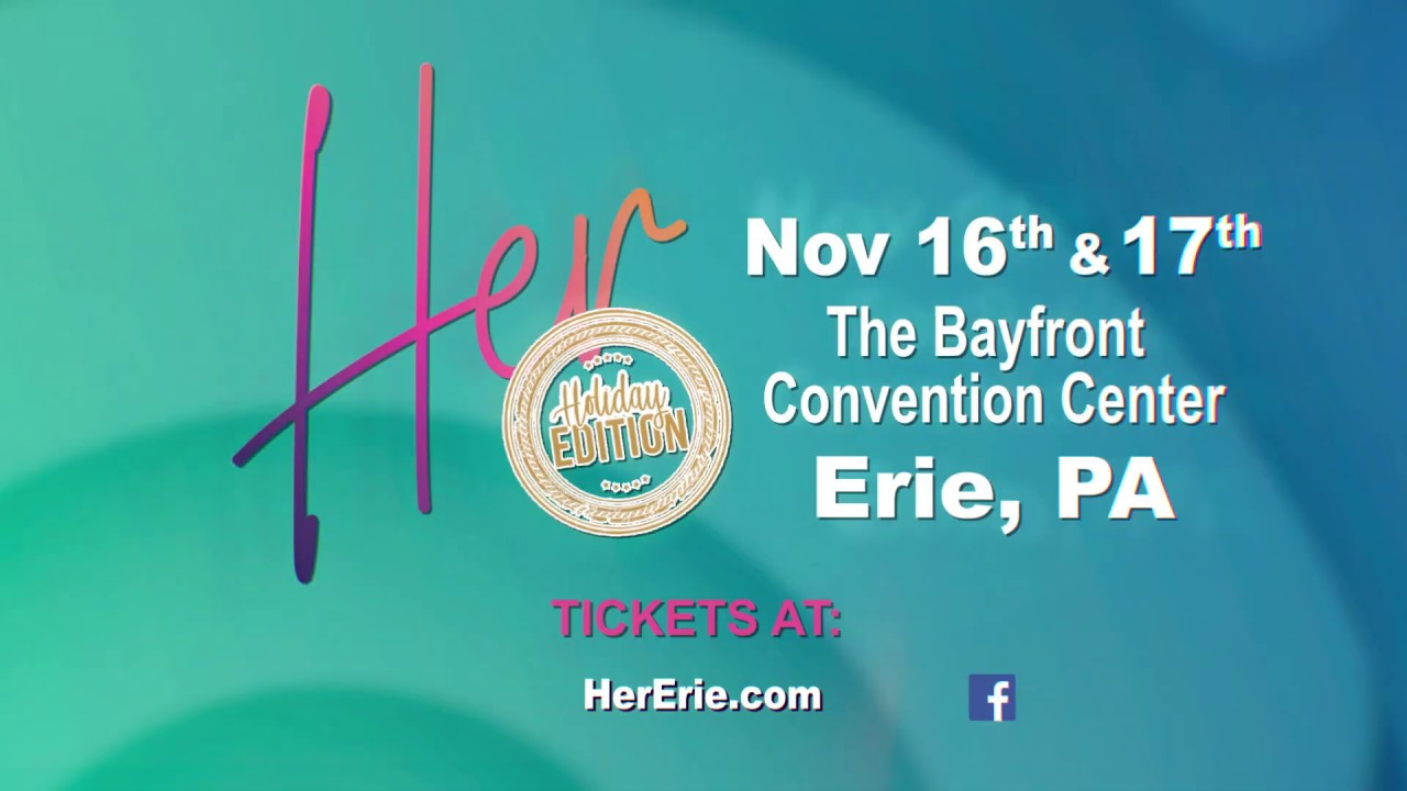 HER Home Page 2019 – Erie Promotions