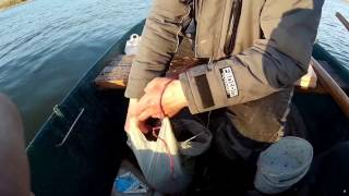 Рыбалка в х.Арпачин весной 2017г.