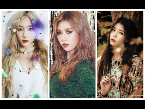 TOP 30 Female KPOP Solo Artists