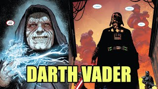 (CANON) Darth Vader #5 - DARK HEART OF THE SITH (2020) Star Wars Comics