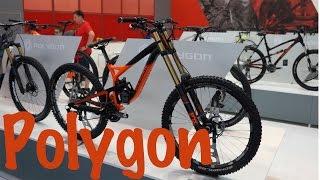 New POLYGON Bikes 2016 - Eurobike 2015