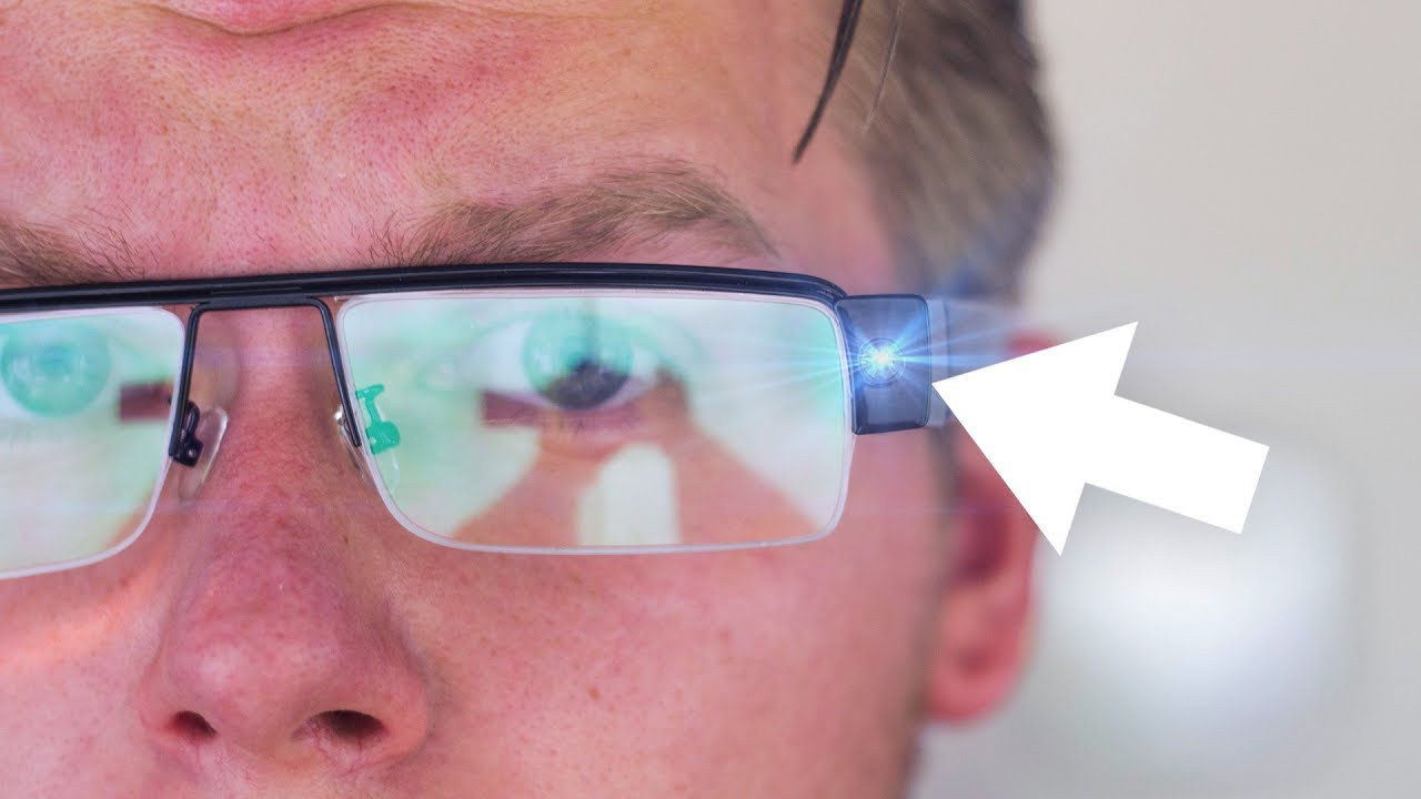 4a03ab63aa8bab Een camera in een bril  Spy glasses  - Mooi of zooi - YouTube