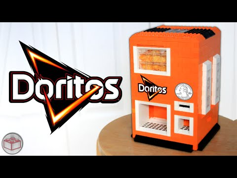 LEGO Doritos Machines | Nacho Cheese