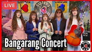 "K3 Sisters Band LIVE - ""Bangarang Concert"" 6/12/21"