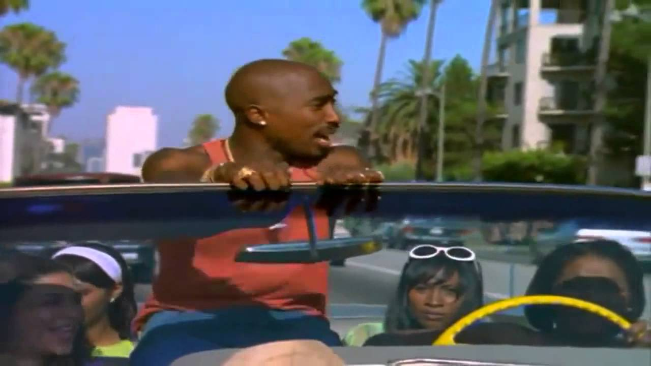 tupac to live and die in la