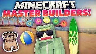 Meine Erste Folge Bau Bau Bau! Mit Muri - Minecraft MASTER BUILDERS! | ungespielt
