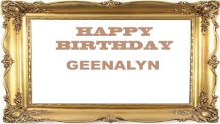 Geenalyn   Birthday Postcards & Postales - Happy Birthday