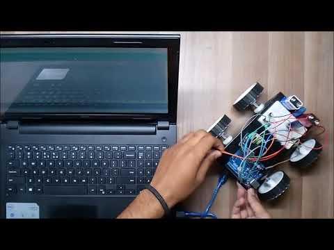 Arduino Bluetooth Erişim Ile Robotik Kodlama