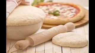 Дрожжевое тесто для пиццы - правильный итальянский рецепт / Илья Лазерсон / Мировой повар