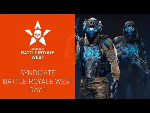 Warface Syndicate: Battle Royale West. Day 1 thumbnail