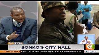 JKL | Sonko: People have to understand me, I don't entertain nonsense [Part 1] #JKLive