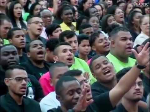 Deus e Deus  -  Delino marcal 22 congresso da umadesc
