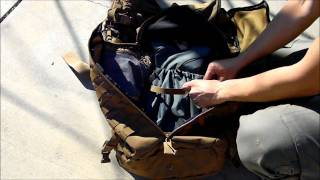 Camelbak Tri-Zip vs. Mystery Ranch Dragonslayer Packs