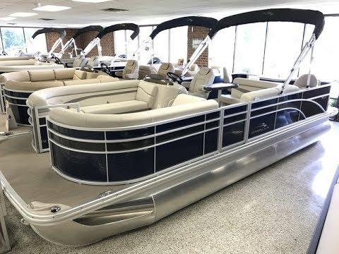 New 2018 Bennington 22ssxapg Pontoon Boat For Sale In Lake