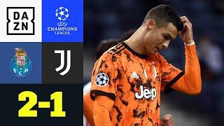 Portos Blitzstarter lassen Juve alt aussehen: FC Porto - Juventus 2:1 | UEFA Champions League