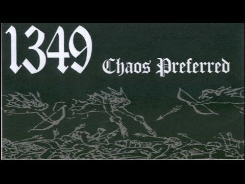 1349 - Chaos Preferred Full Demo 1999 Black Metal
