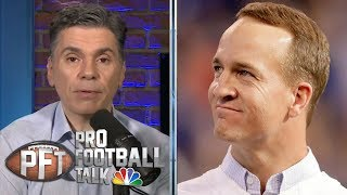 Is New York Jets' GM job the right fit for Peyton Manning? | Pro Football Talk | NBC Sports