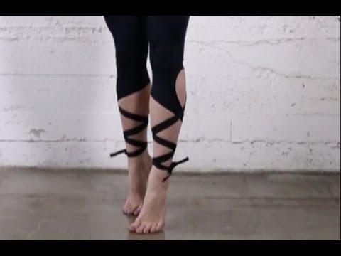 8731e666da2b0c Flexi Lexi Dancer Legging in Black. Evolve Fit Wear
