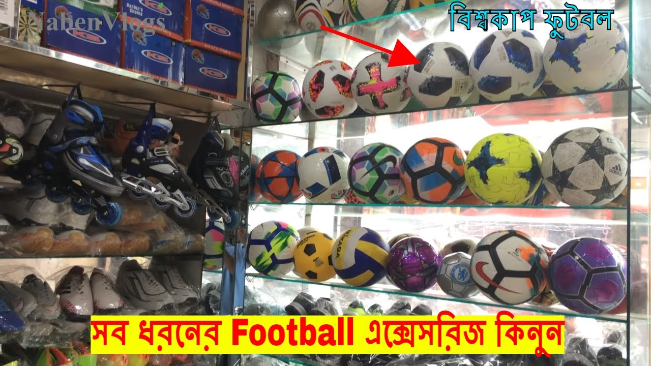 a00f25f6577d Buy Football Accessories Price In Dhaka ⚽ World Cup Jersey Football Boots  2018 Collection