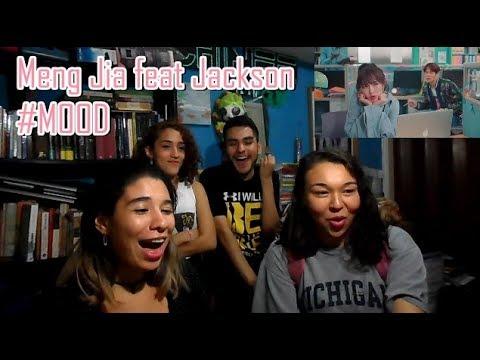 Video Reaction: Meng Jia feat. Jackson - #MOOD MV