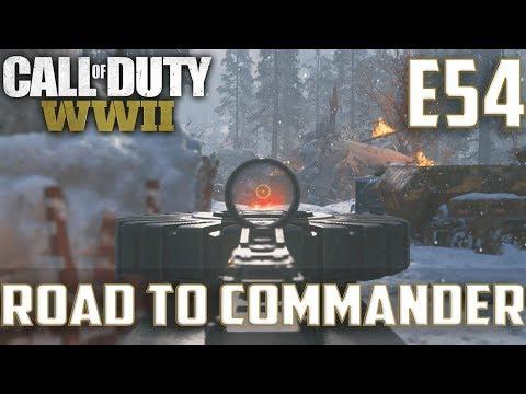 Call Of Duty World War 2(RTC)PS4 Ep.54-FFA On Pointe Du Hoc,Ardennes(Grease Gun,Lewis Gameplay)