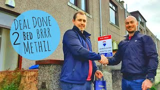 Deal Done with Jozef Toth - 2 bed BRRR - Methil - Scotland