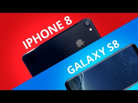 Download Youtube: iPhone 8 vs Galaxy S8 [Comparativo]