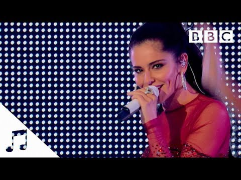 Cheryl performs 'Love Made Me Do It' - BBC