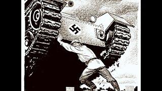 Официальный фильм США о 2WW. Здесь всего 2 плана о СССР. Теперь ясно, кто победил Германию