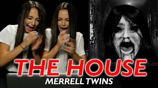 Video The House - Merrell Twins - Jump Scare Game download MP3, 3GP, MP4, WEBM, AVI, FLV Oktober 2017