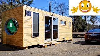 Tiny House - Erst Werksbesichtigung Dann Kaufen?