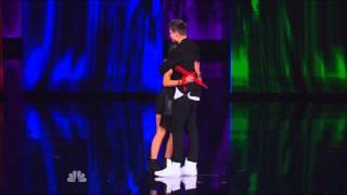 Collins Key Semifinals Performance America's Got Talent S8