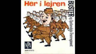 Buster Larsen ◄► Her i Lejren ( 1960 )
