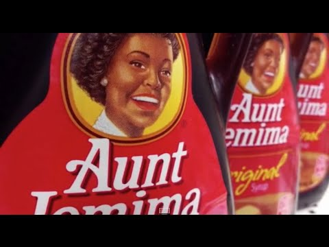 Controversial Iconography - Aunt Jemima