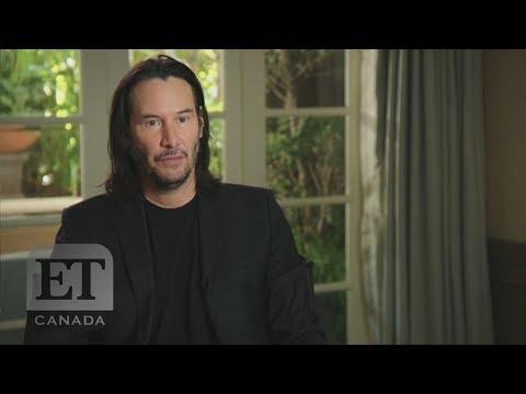 "Keanu Reeves, Halle Berry Talk  ""John Wick: Chapter 3"""