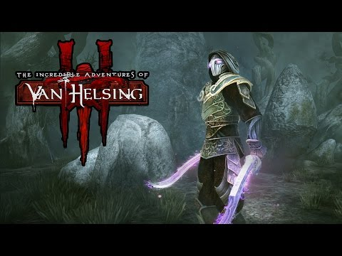An Action RPG With A Narrative Core - The Incredible Adventures of Van Helsing III