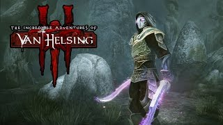 the Incredible Adventures of Van Helsing III  обзор - клон диабло