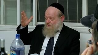 הרב יוסף בן פורת - כוחה העצום של התפילה שלך! (HD1080p) - הרצאה מעולה!!