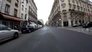 La ville de Paris désertée durant le mois d'août