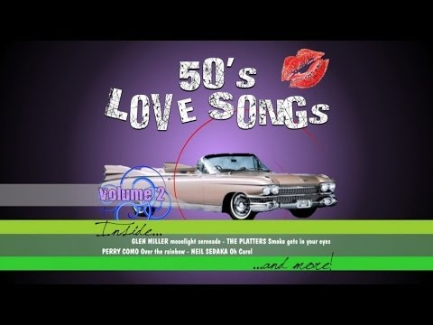 Various Artists - 50's Love Songs Vol. 2