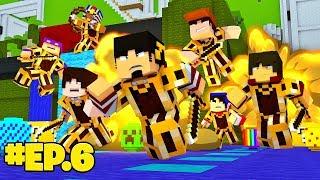 Minecraft: FINAL - SURVIVAL POINTS Ep.7 ‹ EduKof Games ›