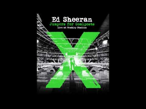 Ed Sheeran - Thinking Out Loud (Live from Wembley/ Jumpers for Goalposts)