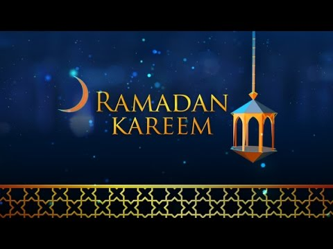 Ramadan Kareem Ident Intro After Effects Template Youtube