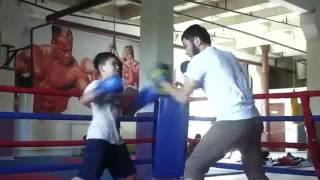 Бокс для детей в Алматы